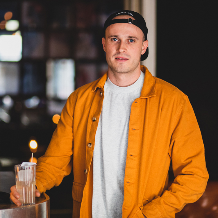 Barkeeper Portrait
